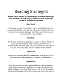 English Strategies for Parents (K-4 Parent Hand Out) EDITA