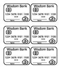 English Student Debit Cards