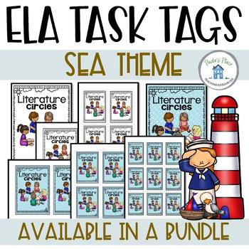 English Tags - Sea Theme