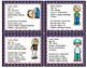 English Task Cards - All about me and my friends - Icebreaker for ESL / EFL