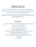 English Tools 101