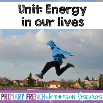 English Unit - Energy in our lives