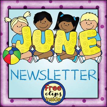 English Unite - June Newsletter