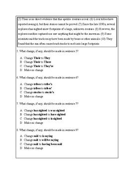 English Usage 1-5