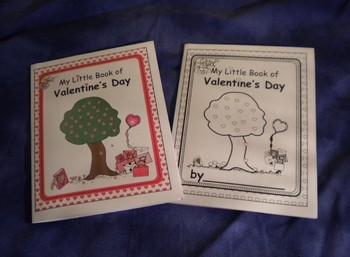 English Valentine Activities Set 1