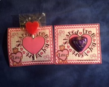 English Valentine Treat Projects
