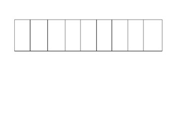 English Verb Tenses Graphic Organizer