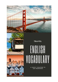English Vocabulary Builder - Travel (Free Preview)