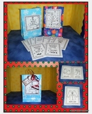 English Winter Mini Guided Reading Books