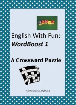 English With Fun: WordBoost 1
