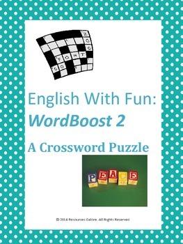 English With Fun: WordBoost 2