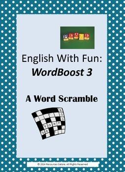 English With Fun: WordBoost 3