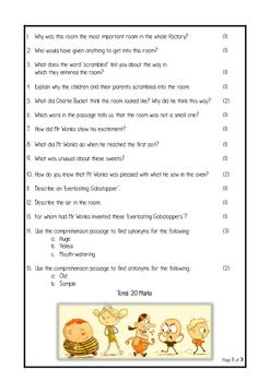 English Workbook (Grade 6)