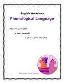 Phonological Language Features