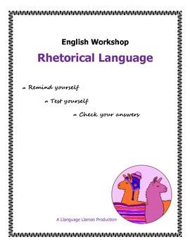 Rhetorical Language