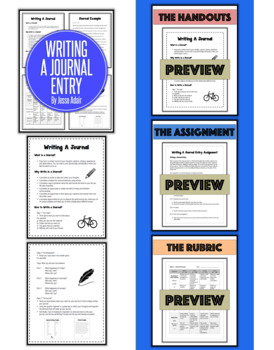 How to write a college application essay journal