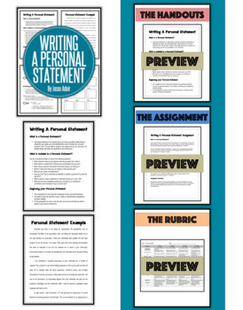personal statements writing services