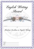 English Writing Award