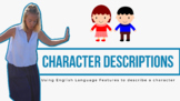 English Writing: Character Descriptions // Learning From Home