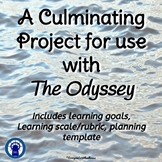 English Writing Project: For Use With Homer's The Odyssey