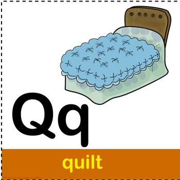 English alphabet memory game
