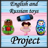 English and Russian toys. Project.