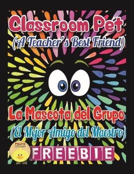 "English+Spanish ""The Classroom Pet"" Tips for Class Managem"