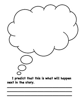 English and Spanish comprehension strategies predictions and connections
