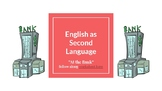 "ESL/ELL: ""At the Bank"" Vocabulary Lesson"