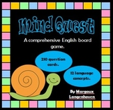 English board game - Mind Quest