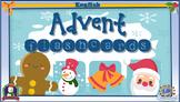 English flashcards - Christmas - literacy ideas