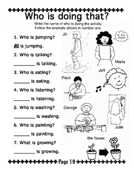 English for Kids Book 4- English as a Second Language (ESL) Textbook
