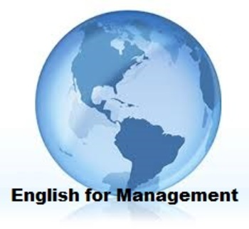 English for Management Business English Fluency Lesson 1