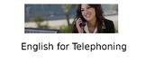 English for Telephoning (Business English / ESL)