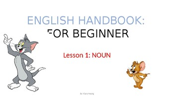 English for beginner - video