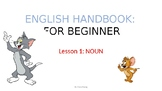English for beginner - video