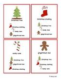 English game: Quartets - Winter & Christmas