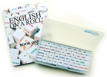 English on a Roll® Complete English Grammar Teaching Kit