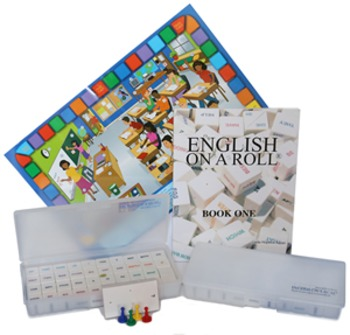 English on a Roll® ESL/EFL Classroom Set