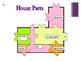 "English vocabulary lesson  on the topic ""My home"". Presentation"