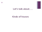 """English vocabulary lesson  on the topic """"My home"""". Presentation"""