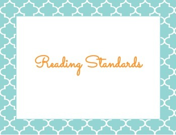 English/Language Arts Common Core Standards Kindergarten