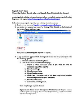 Engrade User Guide
