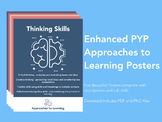 Enhanced PYP Approaches to Learning (ATL) Posters