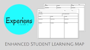 Enhanced Student Learning Map