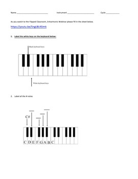 Enharmonic Lesson with VIDEO