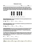 Enharmonics Music Theory Lesson Worksheet