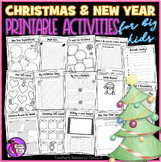 Christmas and New Year Activities for Teens