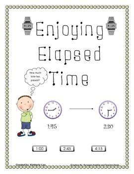 Enjoying Elapsed Time!