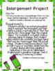 Enlarge an Object Ten Times- An Enlargement Math Project